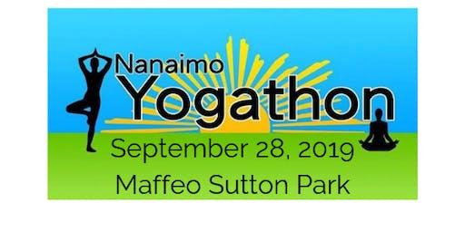 Nanaimo Yogathon