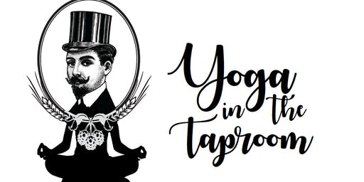 YOGA at Black Hat Brew Works: JULY on the PATIO