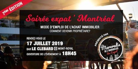 Expat' Montréal : comment devenir propriétaire ? 7ème édition billets