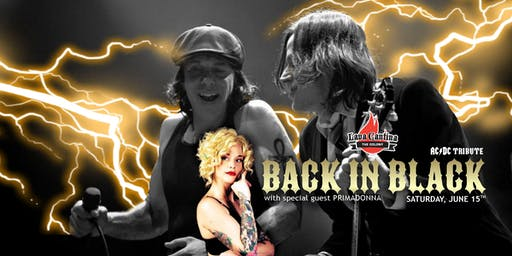 Back in Black - AC/DC Tribute with special guest opening DJ