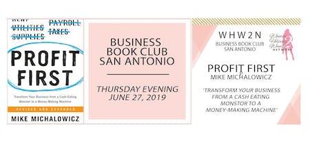 WHW2N Business Book Club - San Antonio tickets