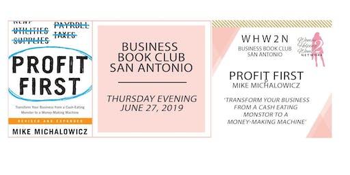WHW2N Business Book Club - San Antonio