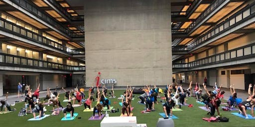 Yoga to Benefit Friends Connect Foundation