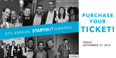 8th Annual StartOut Awards tickets