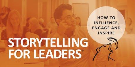 Storytelling for Leaders® – Berlin 2019 Tickets
