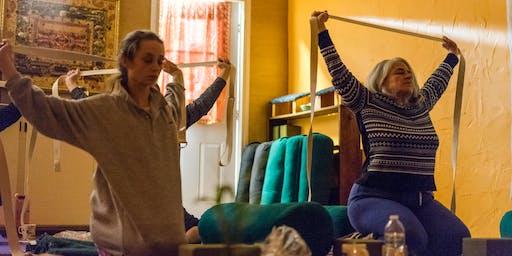 Joslyn Vitality Yoga (with optional CBD Aid)