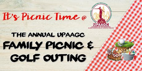 UPAAGC Annual Family Picnic and Golf Outing tickets