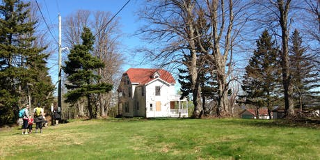 Discover McNabs Island: Heritage Tour August 18, 2019 - 9:30 AM departure tickets