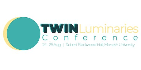 Twin Luminaries Conference tickets