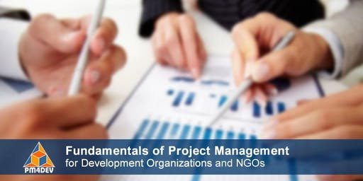 Online Course: Fundamentals of Project Management for Development (October 14, 2019)