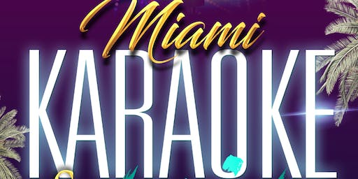Miami Karaoke And Paint
