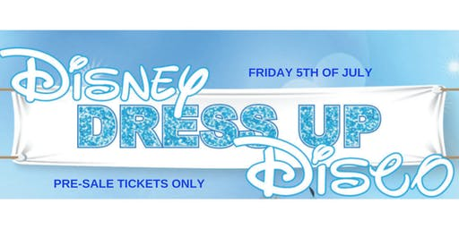 Disney Dress Up Disco