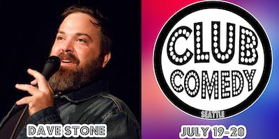 Dave Stone Friday 8:00PM 7/19