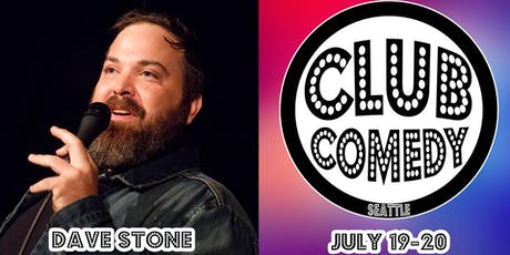 Dave Stone Friday 8:00PM 7/19 tickets