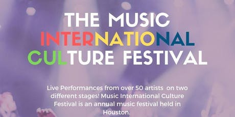 Music International Culture Festival  tickets