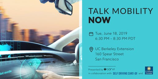Talk Autonomous Cars - Networking