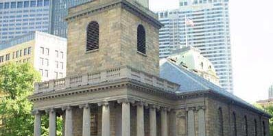 If Walls Could Talk: Stories from King's Chapel's Memorials