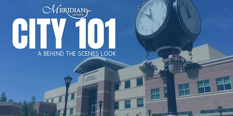 Meridian's City 101 tickets