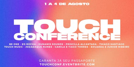 Touch Conference 2019 ingressos