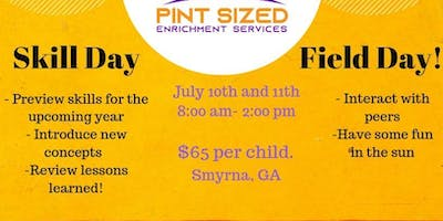 PSES Presents: Skill Day, Field Day