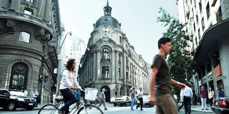 A guided tour of the Santiago Stock Exchange entradas