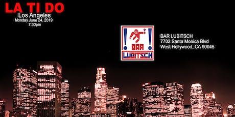 LaTiDo Los Angeles tickets