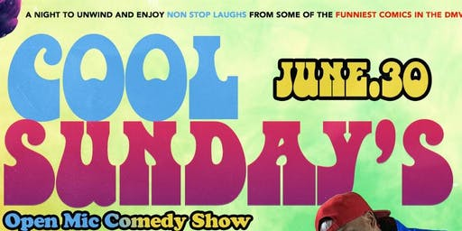 Cool Sunday's Comedy Show