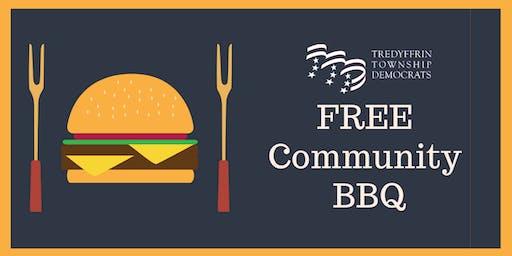 Tredyffrin Township Democrats Community BBQ