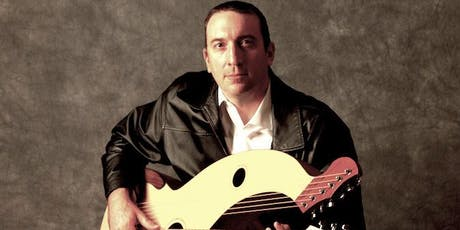 Andrew Kasab | Fish & The Tonedevil Harp | Evening of Unique Folk Music tickets