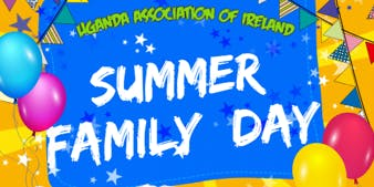 Uganda Association of Ireland Summer Family Day
