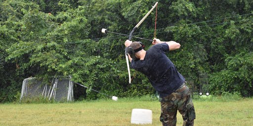 Valkyrie Battlesports Archery Tag Field Day Battle