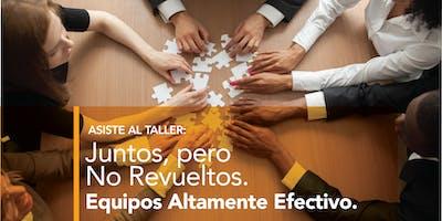Juntos, Pero No Revueltos- 13 septiembre 2019