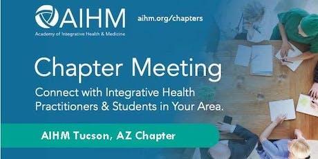 AIHM Tucson, AZ Chapter Meeting tickets
