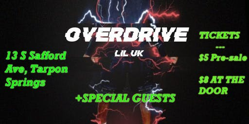 LIL UK & FRIENDS