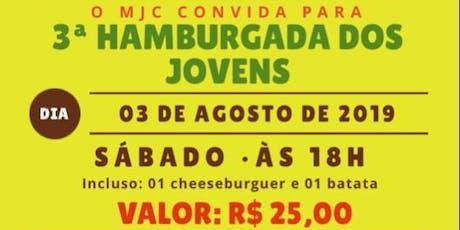 Hamburgada MJC ingressos