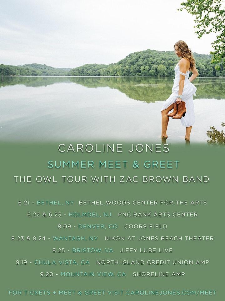 Caroline Jones - Meet & Greet image