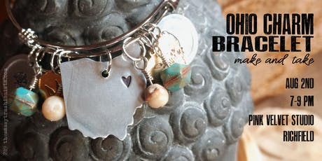 Ohio Charm Bracelet Make and Take tickets