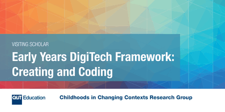 Early Years DigiTech Framework: Creating and Coding tickets