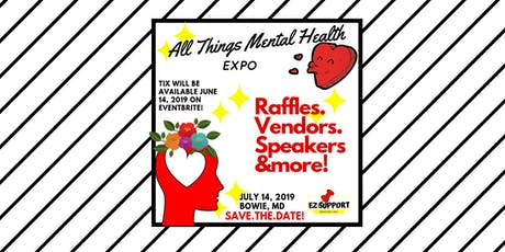 All Things Mental Health Matter tickets
