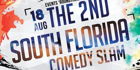 South Florida Comedy Slam Registration tickets