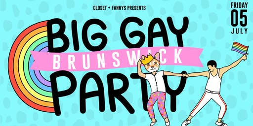 Big Gay Brunswick Party 2