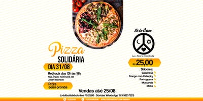Pizza Solidária