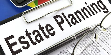 Estate planning tickets