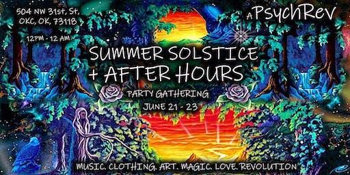 Summer Solstice + After Hours - June 21 - 23