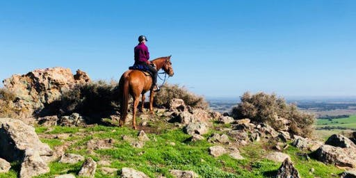 FUNDRAISER: Social Horse Ride and lunch for experienced riders