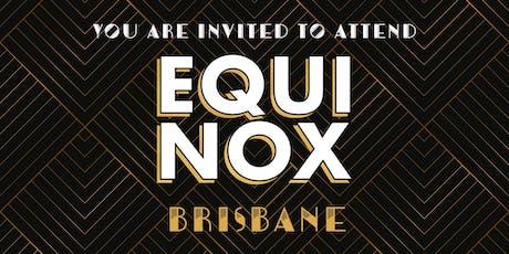 EQUINOX BRISBANE 2019 tickets