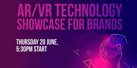 AR/VR Showcase  tickets