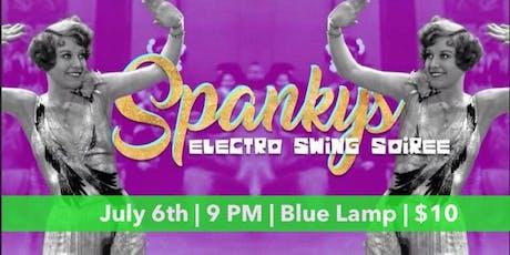Spanky's Electro Swing Soirée  tickets