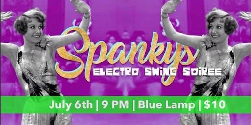 Spanky's Electro Swing Soirée