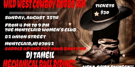 SUMTHIN X'QUIZIT WILD WEST RODEO JAM tickets